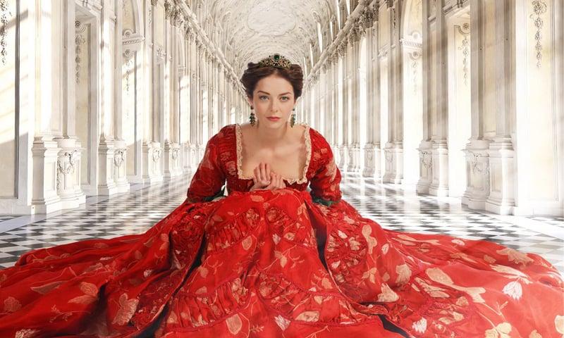 Российский исторический сериал «Екатерина» впервые будет показан в Японии