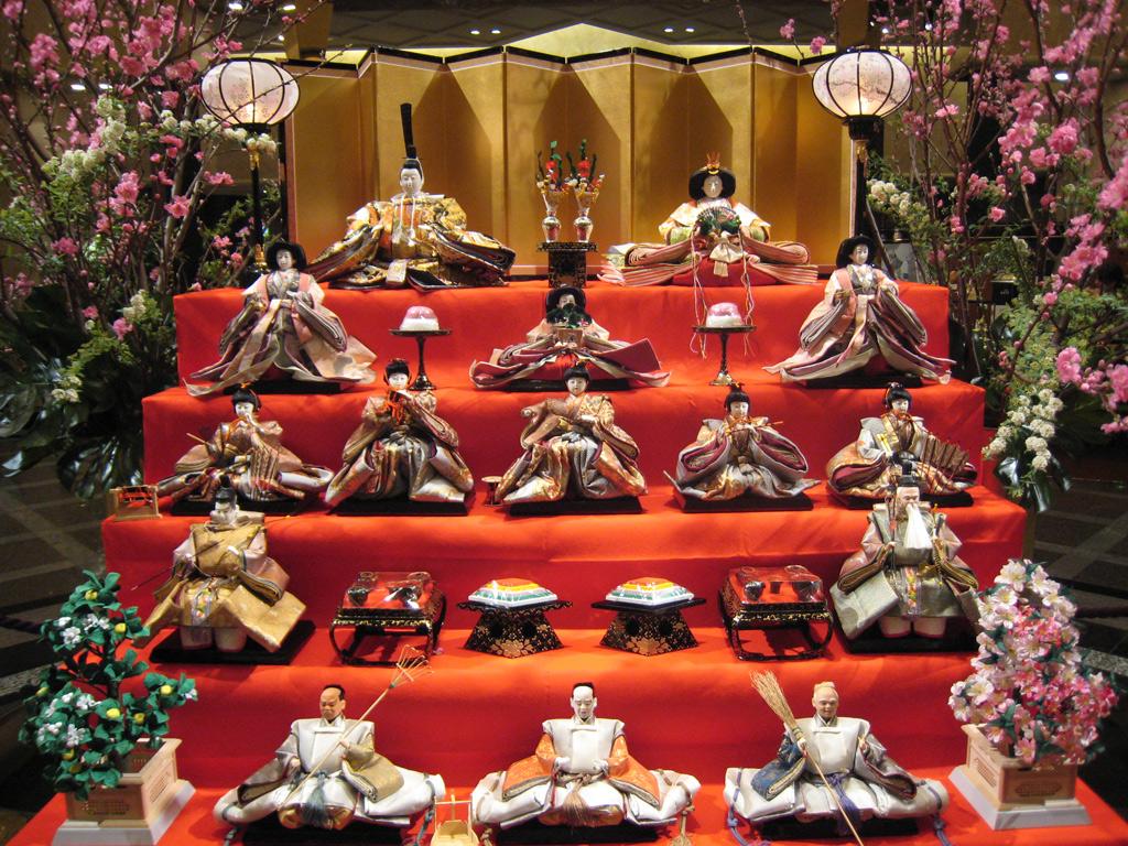 В «Эрмитаже» проходит японская выставка