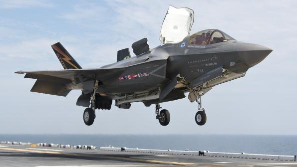 В мае на севере Японии разместят шесть истребителей F-35A