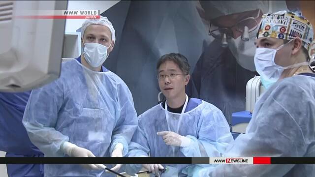 Япония поможет России в области эндоскопической хирургии