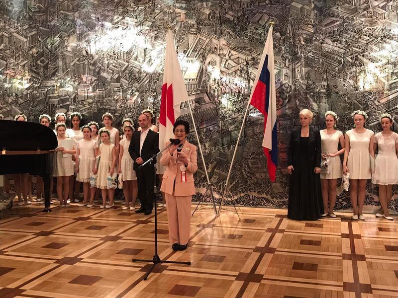 Из Подмосковья с любовью: хор из Красногорска «Алые паруса» привез из Японии золотой диплом