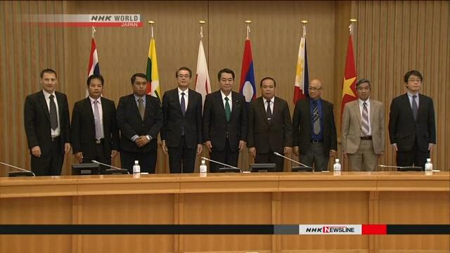 Япония окажет помощь пяти странам Юго-Восточной Азии в деле предоставления авиационной метеорологической информации