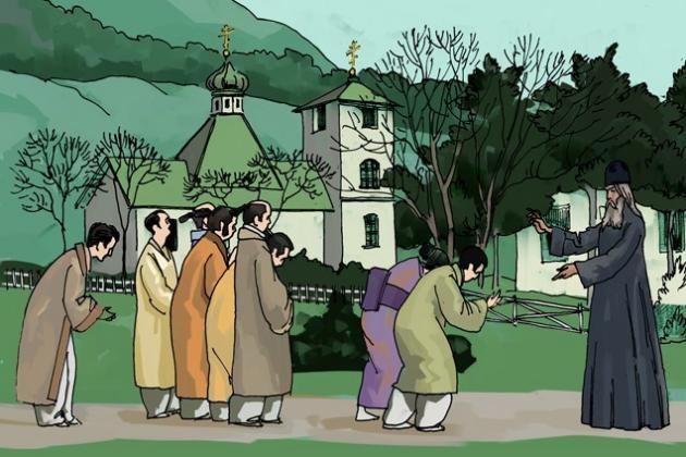 В Калужской филармонии состоится вечер «Открывая Японию. Банзай Николай», посвященный святителя Николаю Японскому