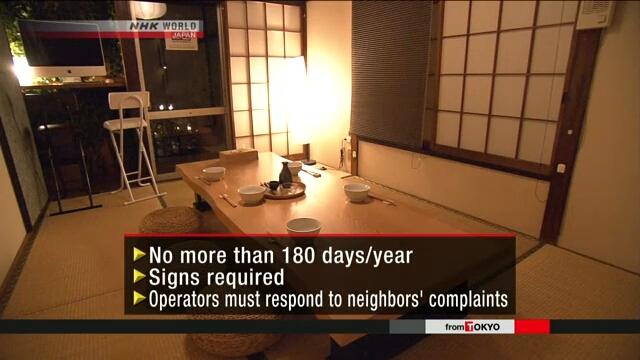 Местные власти в Японии начали принимать заявки от желающих сдавать жилье в краткосрочную аренду