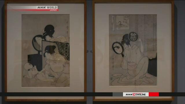 Выставка о влиянии японской гравюры на импрессионистов проходит во Франции
