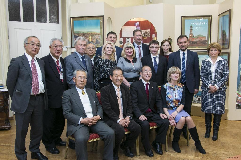 Новости Общества дружбы «Байкал-Япония»