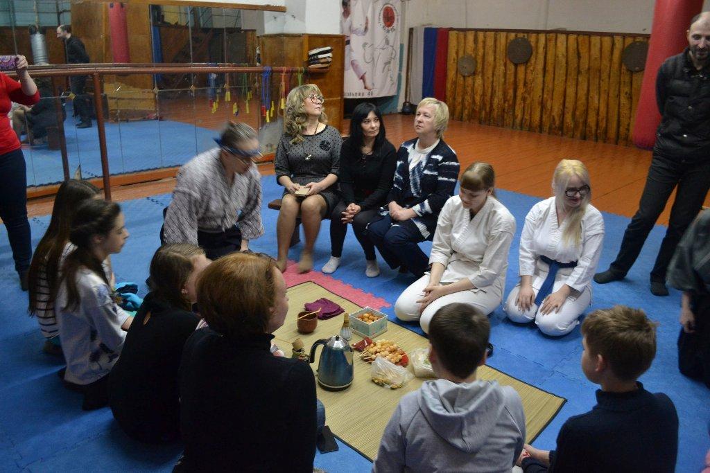 Клуб «Клан Такеда»: открытое занятие по кэйко в марте и анонс на апрель 2018