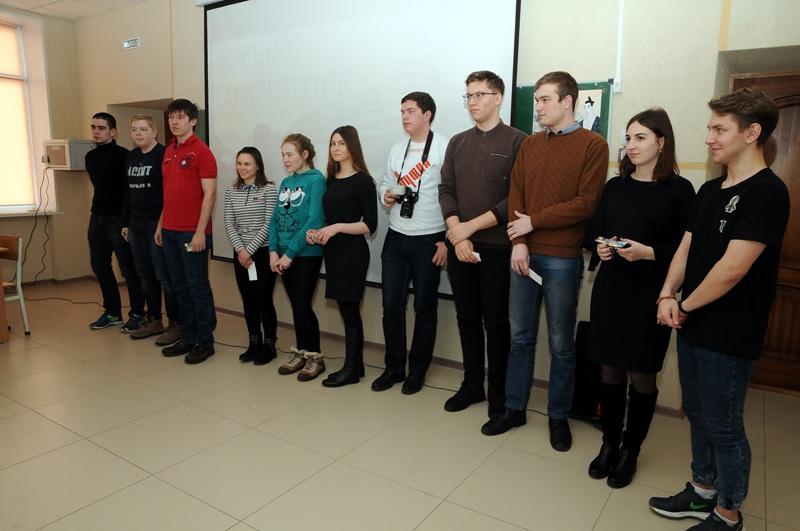 Омск: конкурс дублированных фильмов о Японии в университете