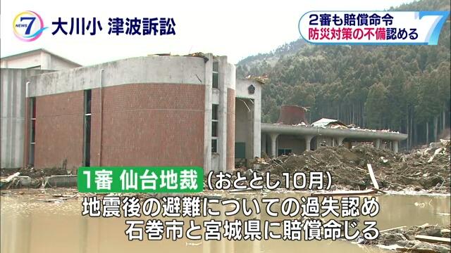 Суд Японии постановил выплатить компенсации жертвам цунами