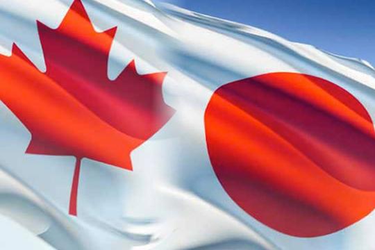 Главы МИД Канады и Японии подписали соглашение о военном сотрудничестве двух стран
