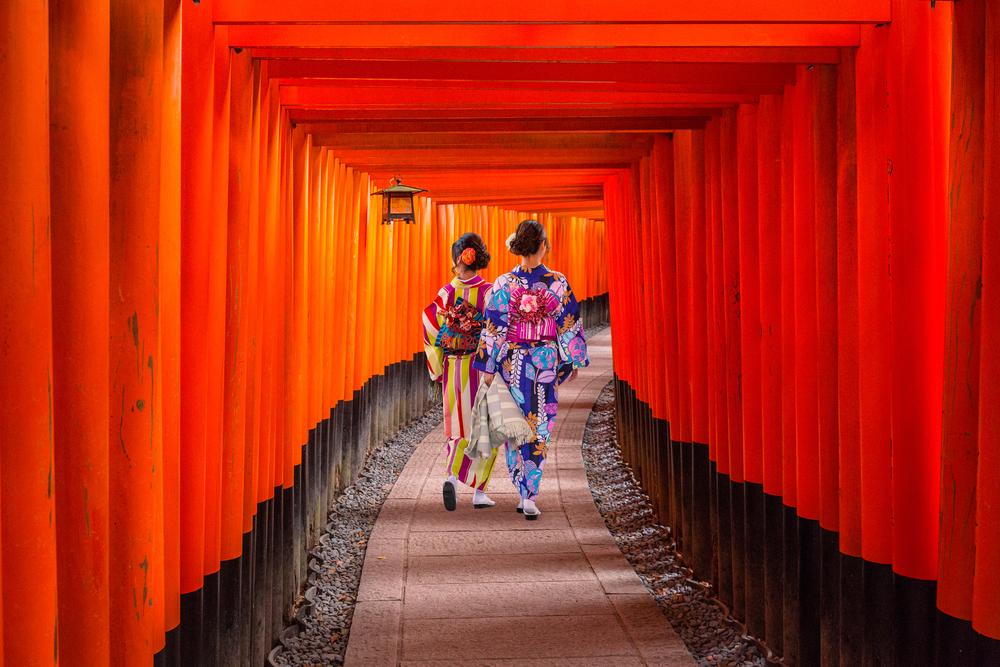 В префектуре Фукусима впервые с 2011 года провели традиционный ритуал «Хама-кудари»