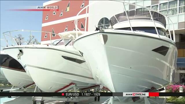Сервис по шерингу лодок запустили в Японии