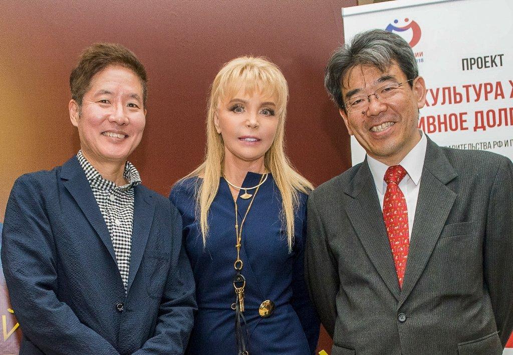 """Знаменитый японский скрипач Кодзи Моришита стал яркой звездой фестиваля """"Таланты Содружества"""""""