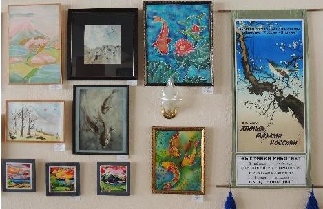 Выставка «Япония глазами Россиян» 08.05.2018-26.05.2018