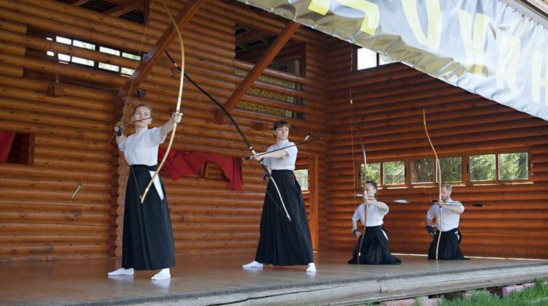 9-й ежегодный фестиваль «Истра-Тайкай» и семинар по Кюдо (12-13.05.2018)