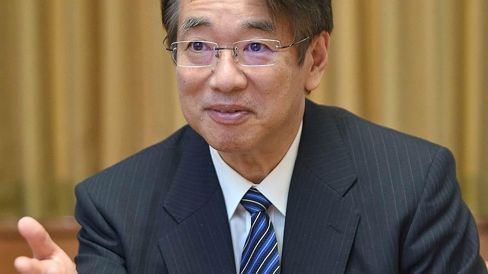 Чрезвычайный и полномочный посол Японии в РФ Тоехиса Кодзуки: «В Мордовии очень вкусная водка!»