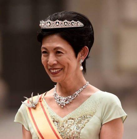 Принцесса Японии прибыла в Екатеринбург