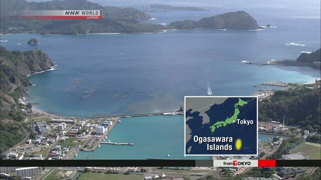 Острова Огасавара отмечают 50-летие возвращения в состав Японии