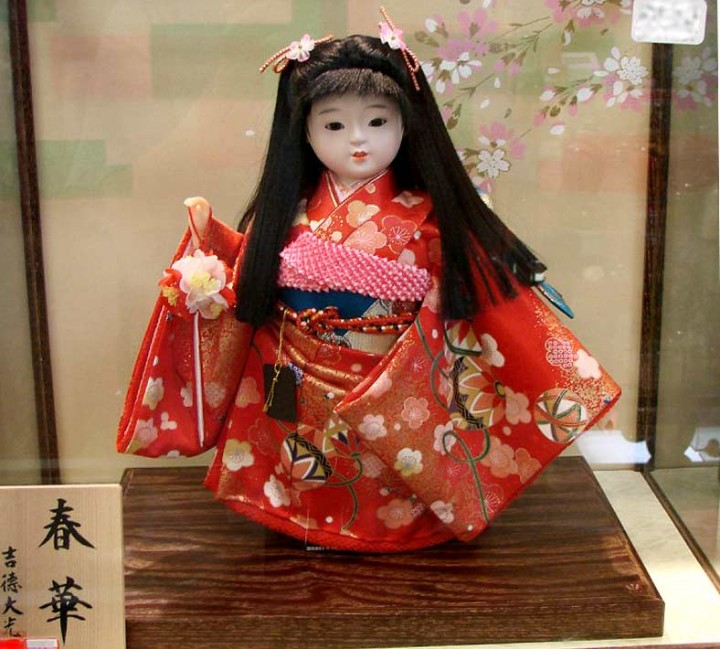 Тамбовчане увидят японских кукол