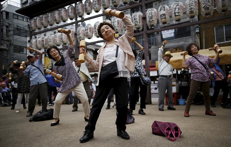 За 70: почему в Японии готовятся к повышению пенсионного возраста