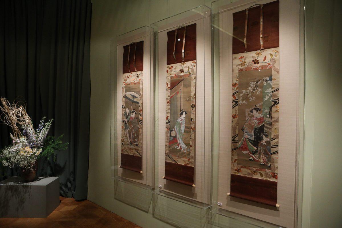 «Мицубиси Электрик» и Государственный музей искусства народов Востока представляют совместный проект «Лето Японии в Музее Востока»