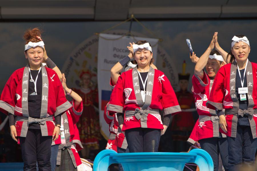 Впервые на фестиваль «МИР Сибири» приедут японские художники и музыканты