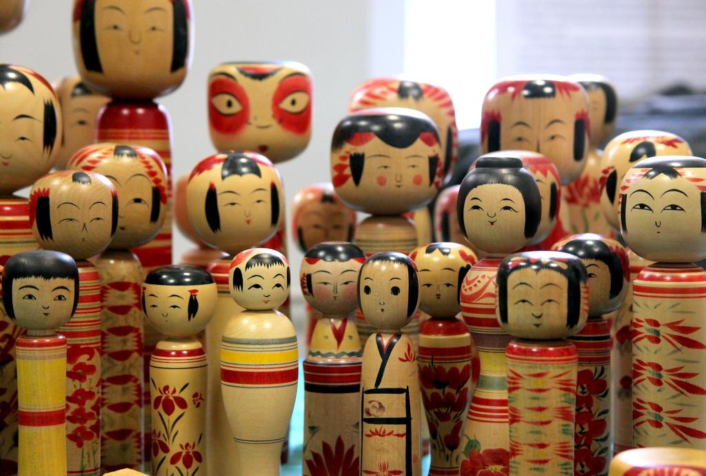 Новые программы и МК на выставке «Япония. куклы, сказки и легенды»
