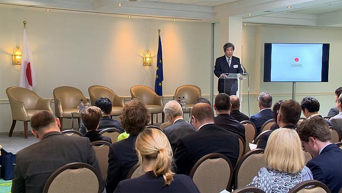 Новая эра в торговых отношениях ЕС и Японии [видео]