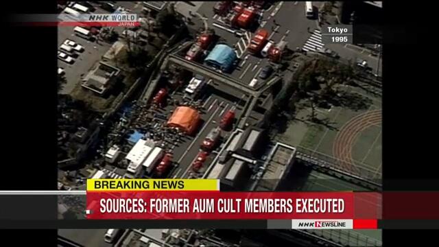 Казнены шесть бывших членов секты «Аум Синрикё»