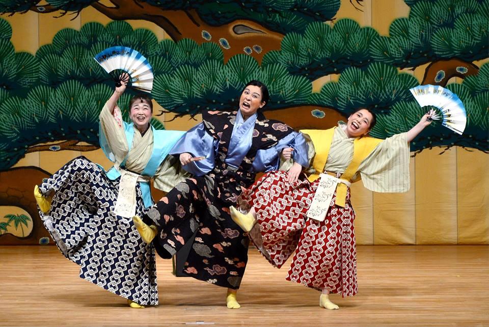 В Китае были показаны японские комические пьесы «кёгэн»