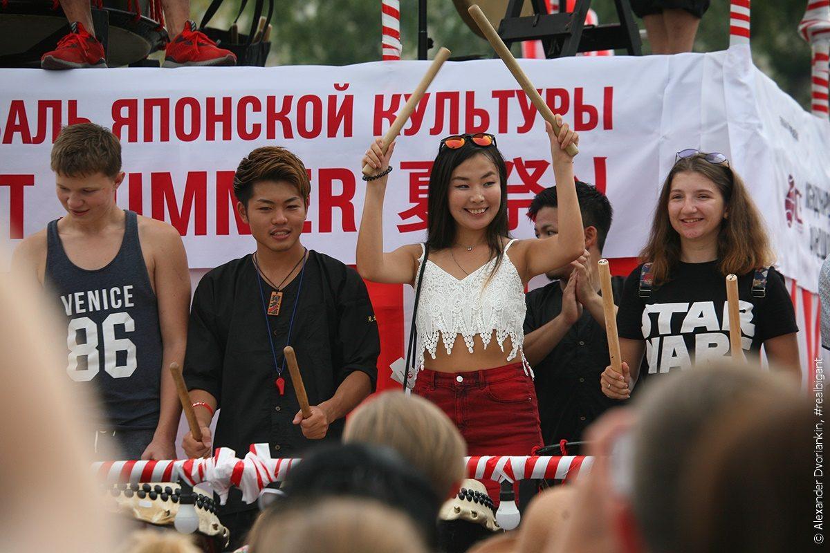 J-FEST Summer 2018 – фестиваль японской культуры под открытым небом