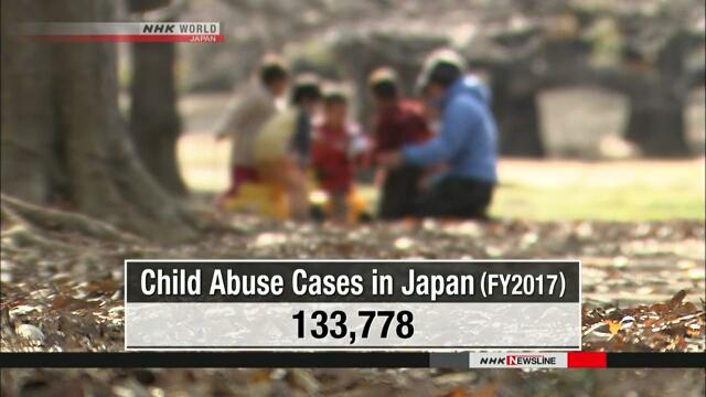 В Японии было зафиксировано рекордное число случаев издевательств над детьми