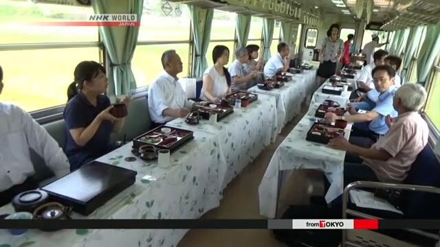 Организаторы «Грибного Поезда» провели дегустацию осенних блюд