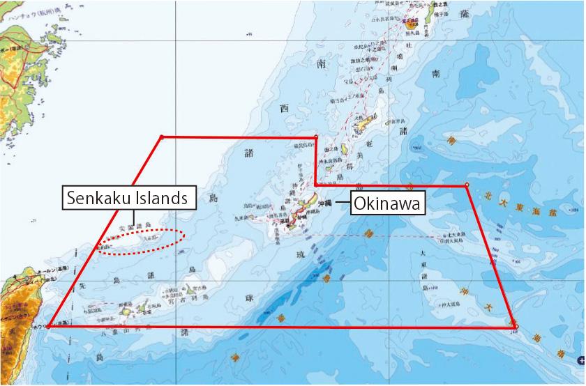 Китай снимает запрет на лов рыбы вокруг островов Сэнкаку