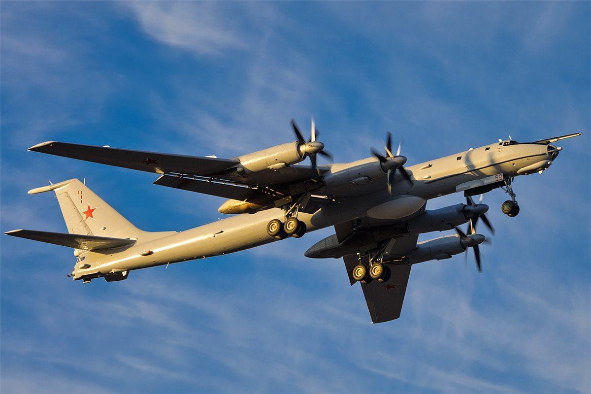 Российские военные самолеты пролетели вблизи Японии