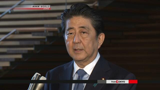 Синдзо Абэ надеется, что встреча с Владимиром Путиным приведет к прогрессу на пути к заключению мирного договора