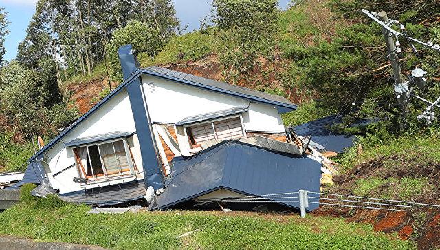Из-за землетрясения на Хоккайдо погиб 21 человек, 13 пропали без вести
