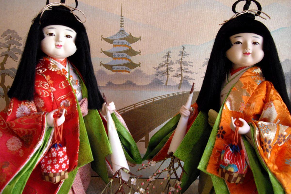 Открытие выставки «Куклы и праздники Японии»