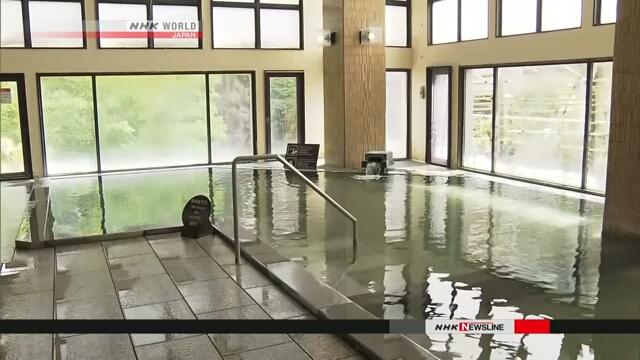 Курорты с термальными источниками на Хоккайдо пытаются привлечь туристов