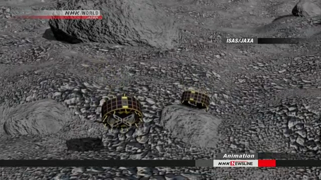 Два ровера с японского зонда «Хаябуса-2» достигли поверхности астероида Рюгу