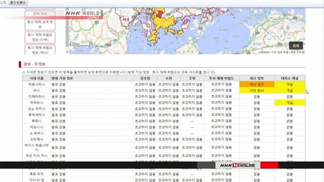Информация о тайфуне №24 доступна на иностранных языках