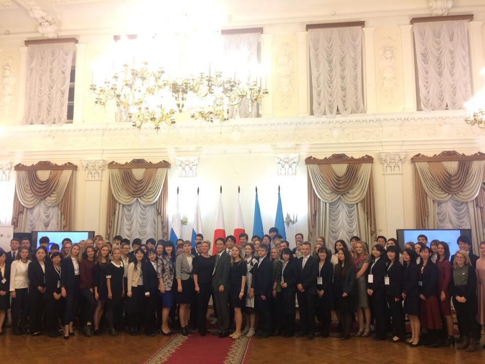 Более 40 студентов из Японии приехали в Ульяновск на Российско-японский молодежный форум