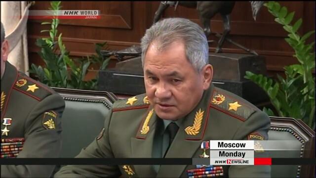 Министр обороны России: сентябрьские военные учения не затронули спорных островов