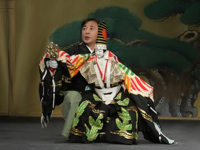В омском «Арлекине» выступит кукольник из Японии Корю Нисикава Пятый