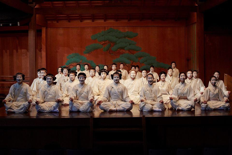 Кодзики. Спектакль-ритуал по древнеяпонским мифам