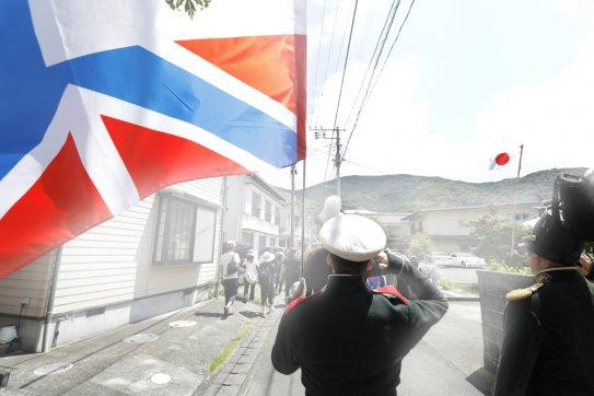 По следам адмирала Путятина в Японии