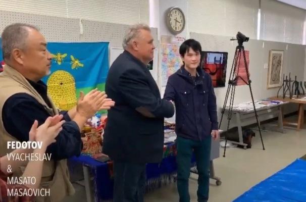 В Японии открылась выставка, посвященная Тамбовской области
