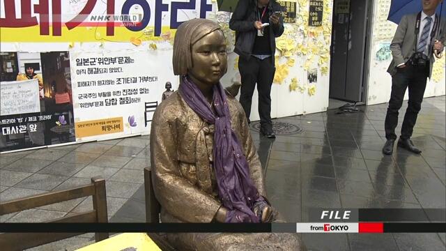 Правительство Южной Кореи объявило о роспуске фонда для оказания поддержки так называемым «женщинам для утех»