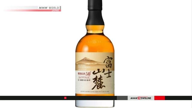 Японская компания прекратит продажи популярной марки виски