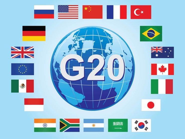 В Японии начался обратный отсчет времени до начала саммита G20
